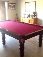 B & B billard table 9 feet by 4.5 feet Abbotsbury Fairfield Area Preview