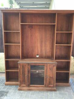 Used Tv Cabinet Turrella Rockdale Area Preview