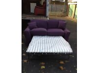 Brand new sofa bed with washable covers
