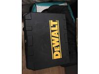 DeWalt D21570K-GB 1300W Diamond Core Drill- Brand New