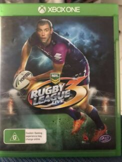 XboxOne Rugby League Live 3