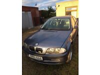 Bmw e46 breaking or sell whole