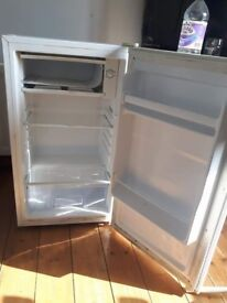 Nice small fridge with small freezer