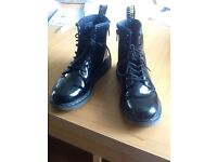 Girl Dr.Martins excellent condition size 2