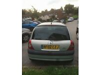 renault clio 1.5 diesel 50 mpg 30 road tax cl ew em mot jan 17 2lady owners histery