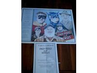 ONLY FOOLS AND HORSES LIMITED EDITION POSTER