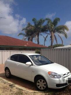 2007 Hyundai Accent Hatchback West Perth Perth City Preview