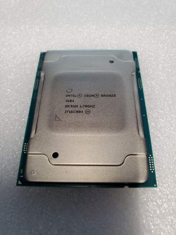 Intel Xeon  Bronze 3104 6core 1.7Ghz SR3GM