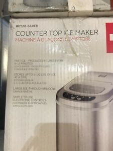 counter top icemakers