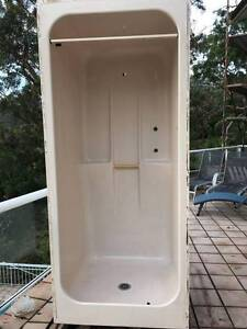 Fiberglass shower cubicle Seaforth Manly Area Preview