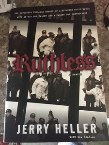 Ruthless-A Memoir book Cambridge Kitchener Area image 1