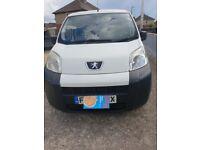 Peugeot, BIPPER, Panel Van, 2011, Manual, 1399 (cc)