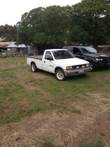 Cheap Holden rodeo. Meadows Mount Barker Area Preview