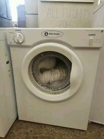 Whiteknight tumble dryer (2 available)