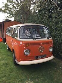 1968 VW Campervan