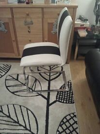 4 chairs from Arthur llewellyn Jenkins chairs
