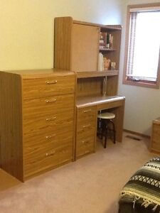 Children's Captain's Bedroom Suite with Desk