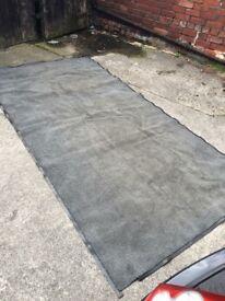 Large drum mat