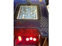 Retro Multi Game Arcade Machine Cocktail Table