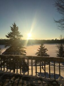 Muskoka Winter Cottage Rental on Trail 708!