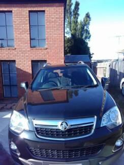 Holden Captiva 2012 still under new car warranty