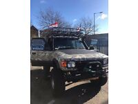 Land rover discovery 300tdi monster truck 4x4 4wd off road off roader offroader