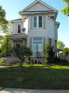 2 bedroom upper unit home with lots of character @ 288C