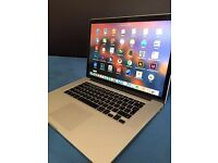 Mac Book Pro Late 2013 Retina 15 inch 256GB SSD Intel i7