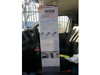 Brand New still Boxed Mira Silver