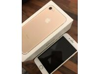 iPhone 7, 32GB, Gold. Pick up only!!!