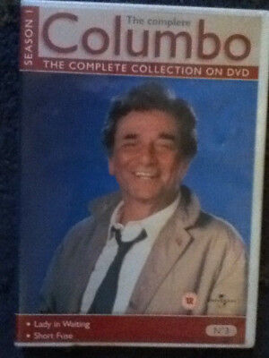 Columbo, lady in waiting, short fuse, - Lady In Waiting Movie