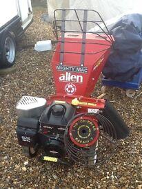 Mighty Allen chipper & shredder