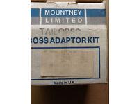 Mountney steering wheel boss adaptor kit for Vauxhall's