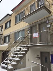 5 1/2 louer / rent (ahunstic - cartierville )