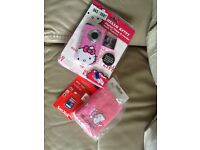 Hello Kitty child's video recorder with camera