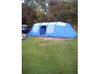 Vango Seaton 800 Tent (8 man)