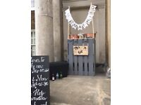 Wedding bar party bar mobile bar £80