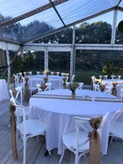 Wedding Ceremony & Reception Decor Hire