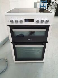 Beko Electric Cooker *Ex-Display* (60 - Double Oven)