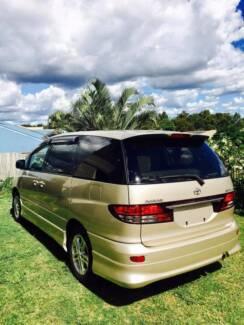 2004 Toyota Tarago Estima 8 ST LUXURY, ELECTRIC DR, ONLY $10,990