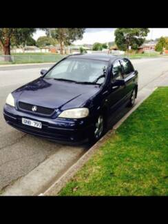 2001 Holden Astra Knoxfield Knox Area Preview