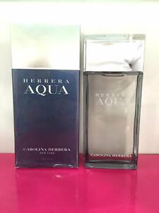 Carolina-herrera-Aqua-After-Shave-100ML-Splash-Vintage-New-amp-Rare