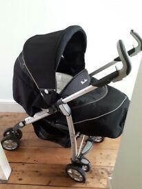 Silver Cross 3D Pram & stroller