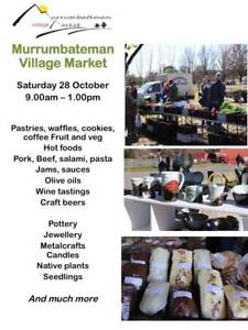 Murrumbateman Village Market Murrumbateman Yass Valley Preview