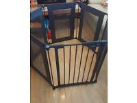 Lindam Fabric Playpen / gate