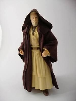 Black Jedi Robe (Custom Walnut Brown Jedi Robe for Obi Wan Star Wars 6 inch Black Series NO)