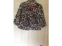 Lovely Disney girls coat age 8 as new from non smoking home