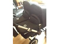 Bugaboo Donkey Duo Full Twin Travel System