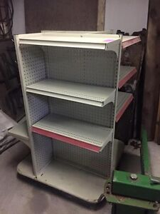 zellers shelve unit
