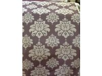 Lovely cotton linen fabric x6 mtrs